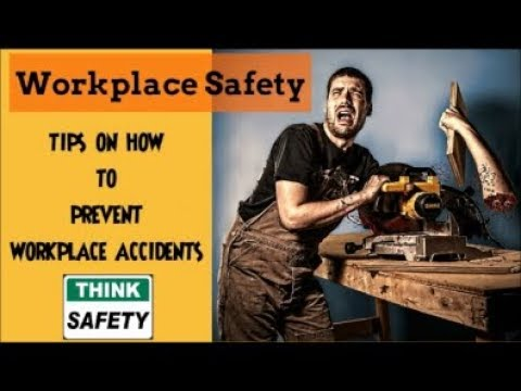 Safety Tips - Workplace Safety - Safety at Work
