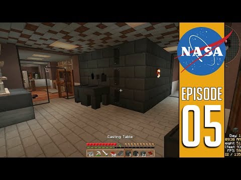 The Smeltery!! Space Astronomy Minecraft Mod