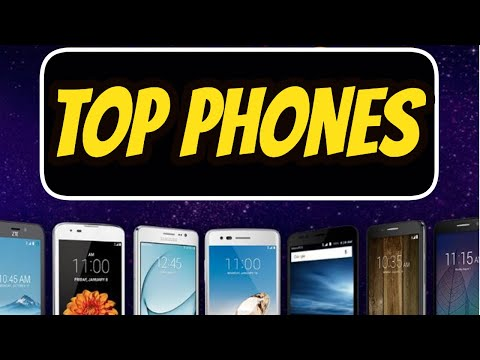 TOP METRO PCS PHONES - 2018
