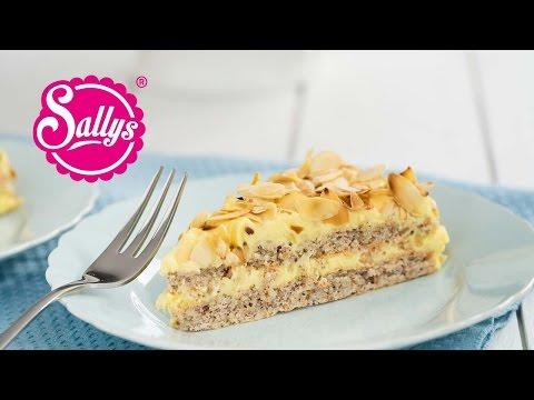 Almondy Schwedische Mandeltorte Glutenfrei Nachgemacht