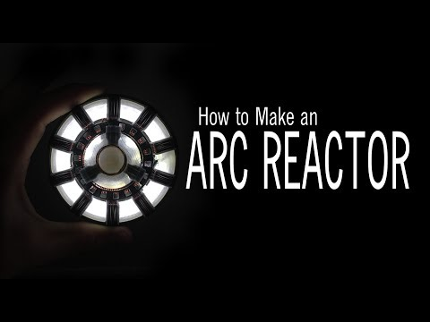 How to make an Arc Reactor