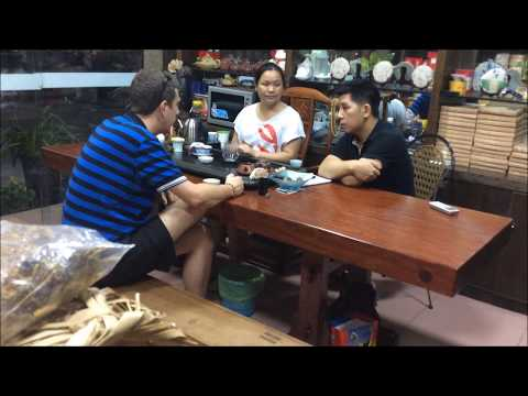 Philip Lee Guangdong Tea Table Ramblings