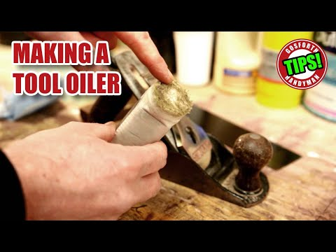Making a TOOL OILER to stop rust on tools - GHTL#16 [103]
