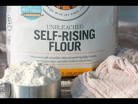What is Self-Rising Flour