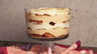 Pumpkin and Ginger Trifle Recipe   Ep. 1289
