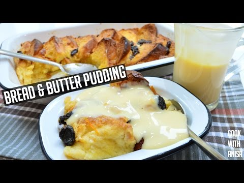 How to make Bread and Butter Pudding | Cook with Anisa #recipeoftheday #Ramadan