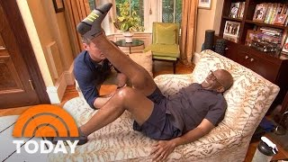 Inside Al Roker's Road To Recovery After Knee Replacement | TODAY