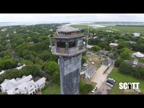 Sullivan's Island LightHouse, South Carolina.  (June 2016)