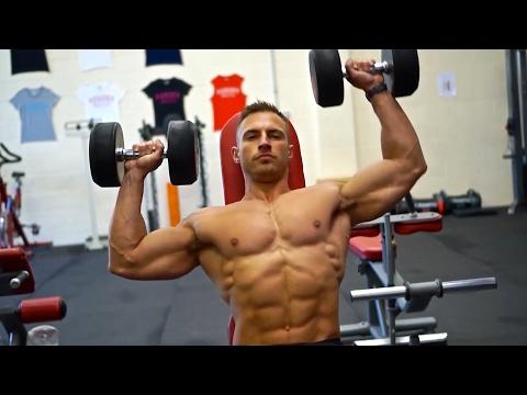 5 Shoulder Exercises You Should Be Doing