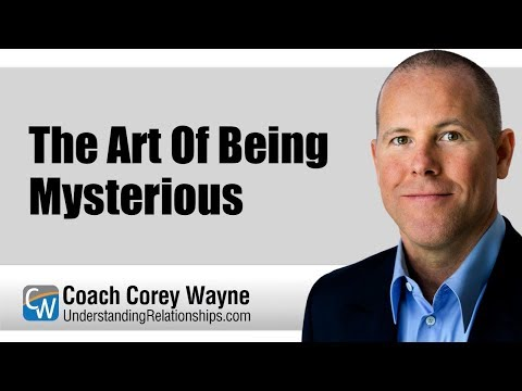 The Art Of Being Mysterious