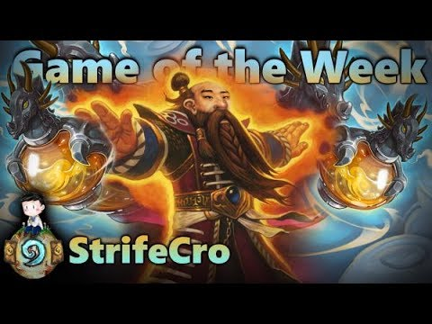 Hearthstone Game of the Week: My Inner Fire vs Your Dragon Fire