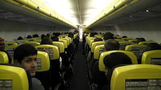 RYANAIR INFLIGHT EXPERIENCE - RELOADED