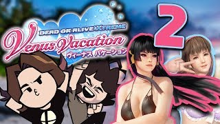 Dead or Alive Venus Vacation: Real Money, Fake Girls - PART 2 - Game Grumps