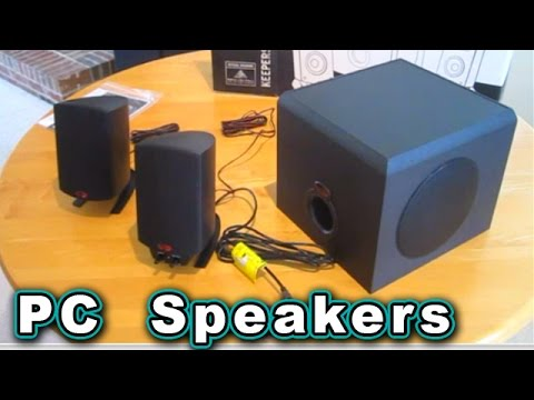 Best PC Speakers u can buy!!! Klipsch 200 Watt ProMedia 2.1 Gaming Computer Speaker Logitech