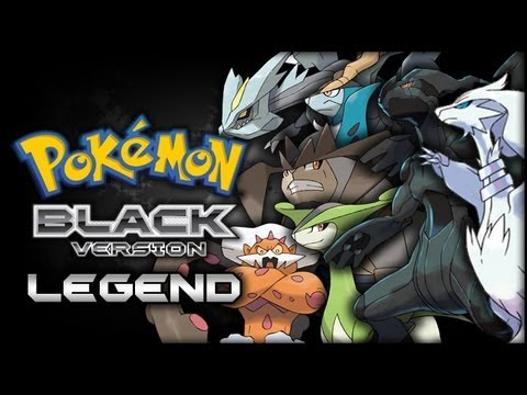 Pokémon Black/White Walkthrough - Capturing of every Legendary Pokémon!