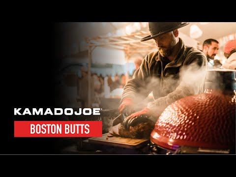 Kamado Joe Boston Butts