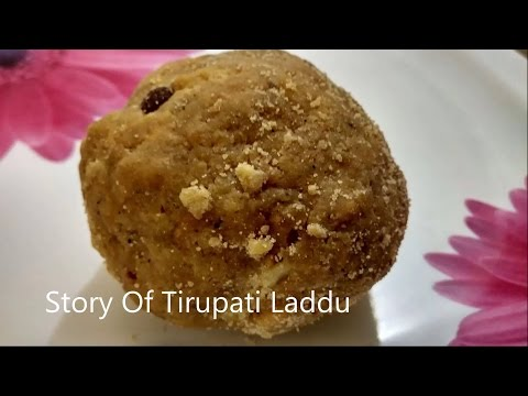 Things You Don't know about Tirupati Laddoo