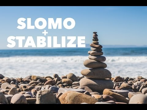 How to Use Slow Motion and Stabilizer on the Same Clip (Premiere Pro CS6)