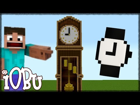 EPIC GRANDFATHER CLOCK! - Minecraft Timelapse - Let's Build with Download