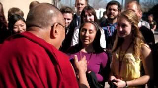 The Dalai Lama at Santa Clara University - One Historic Day