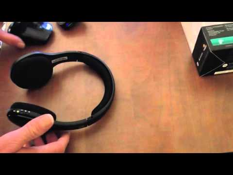 Review of Logitech Wireless Headset H800