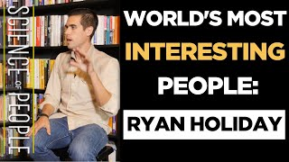 Break Through the Noise So Your Pitch Gets Heard with Ryan Holiday