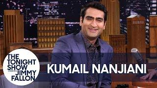 Kumail Nanjiani Met His Celebrity Obsession Hugh Grant