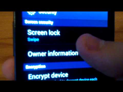 Samsung Galaxy SII/2 Lock Screen won't work + solutions (2) in the description!