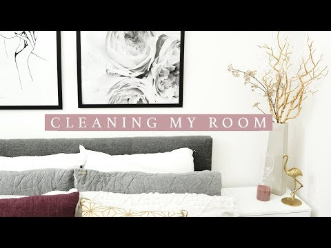 Deep Cleaning My Room & Bathroom | Cleaning Motivation