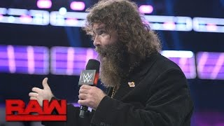 Mick Foley introduces Team Red