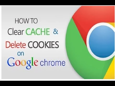 How To Clear Cache And Cookies In Google Chrome In Hindi/urdu