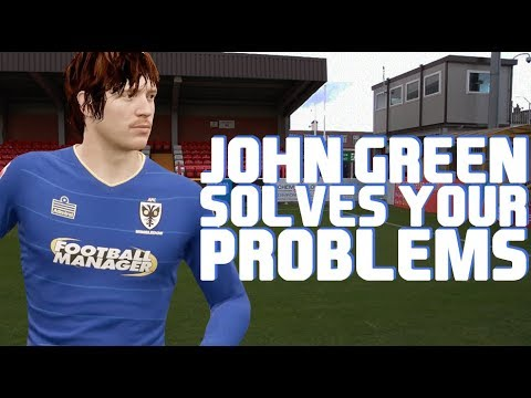 I Don't Know How to Make Friends: John Green Solves Your Problems #23