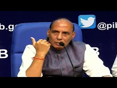 Indians settled abroad came close with merging of  PIO and OCI cards:  Rajnath Singh