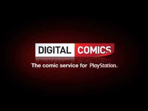 Playstation Digital Comics (The Comic Service for PlayStation)