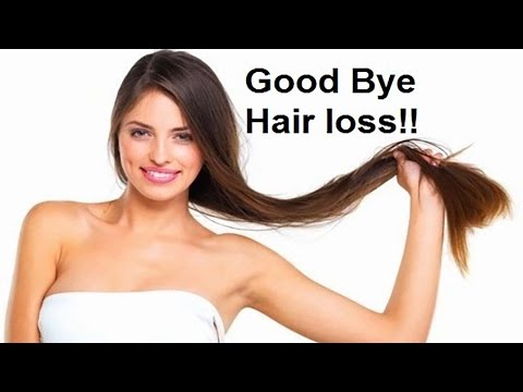 Hair Fall Treatment | How to Stop Hair Loss With Natural Remedies