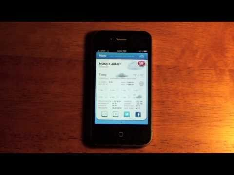 Fahrenheit for iPhone & iPad (AppReview)