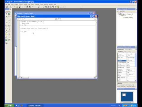 ActiveX in Visual Basic 6 (VB6)
