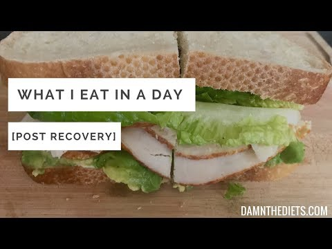 What I Eat In a Day - Post Orthorexia Recovery