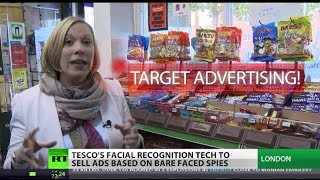 Supermarket Spies: Tesco to scan customers