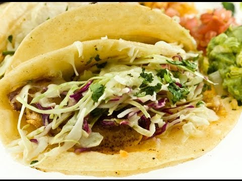 How to Make Grilled Fish Tacos -- The Frugal Chef
