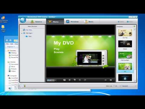 How to Convert MP4 to a DVD Player