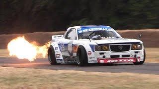 Goodwood Festival of Speed 2018: Best of Day 1 - RX7 26B, Cygnet V8, Brabham BT62, Porsche 961