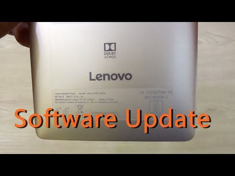 How to Check for Latest Lenovo Software update on Phone
