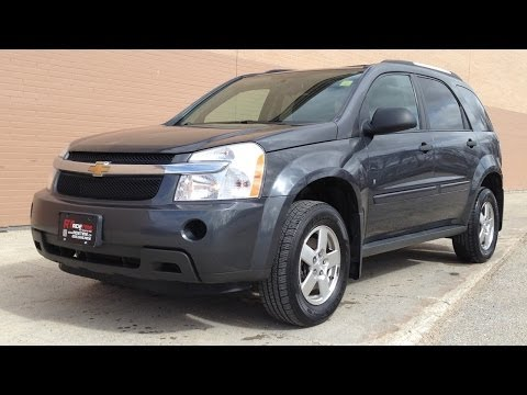 2009 Chevrolet Equinox LS for sale in Winnipeg MB from Ride Time