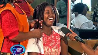 SalonTalk: What Not to Share with Friends About your Relationship[2/4]
