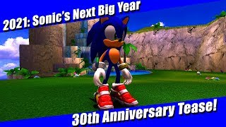 Download New Anniversary Game For Sonic in 2021? Video