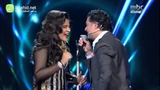 Arab Idol - مدلي الملكه احلام