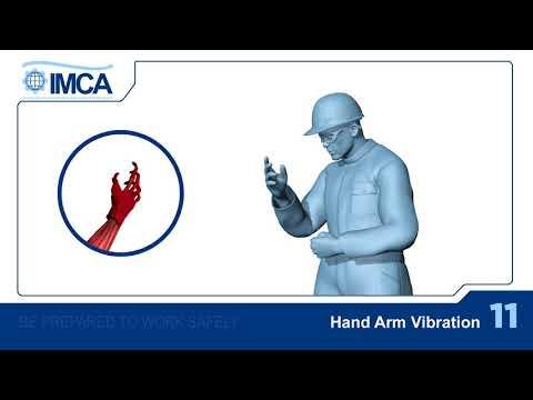 Hand-arm vibration (Arabic version)
