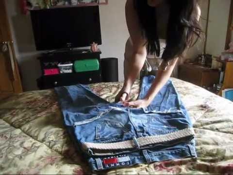 DIY | High Waisted Denim Cutoff Shorts