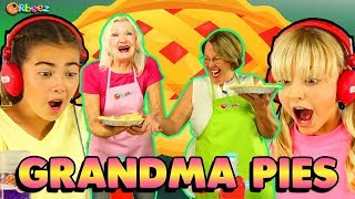 Orbeez Kids React to Chef Set Go! GRANDMAS Compete   Official Orbeez
